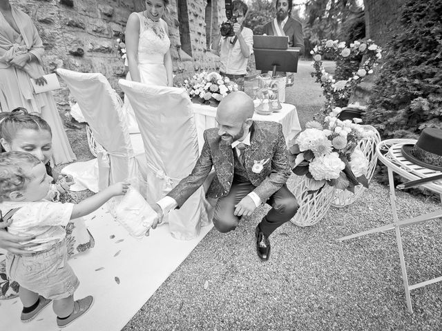 Il matrimonio di Nicola e Silvia a Bergamo, Bergamo 130
