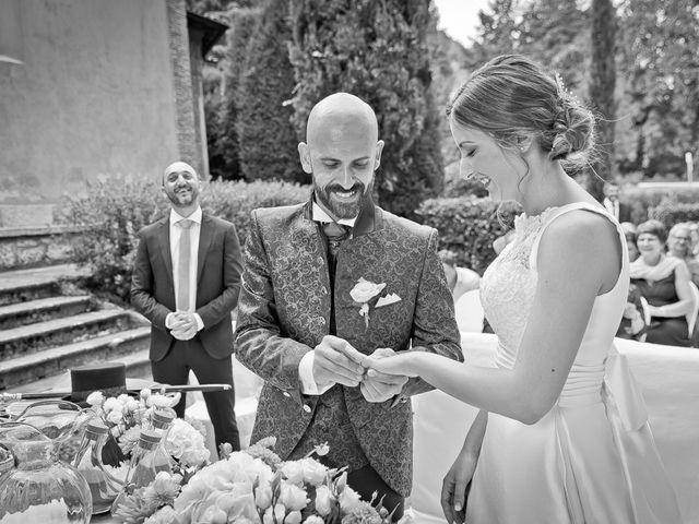 Il matrimonio di Nicola e Silvia a Bergamo, Bergamo 132