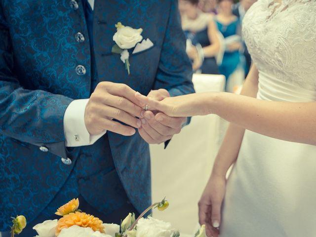 Il matrimonio di Nicola e Silvia a Bergamo, Bergamo 133