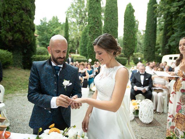 Il matrimonio di Nicola e Silvia a Bergamo, Bergamo 136