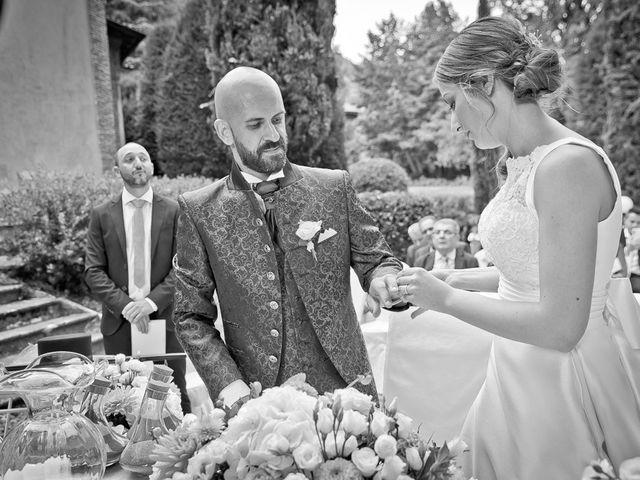 Il matrimonio di Nicola e Silvia a Bergamo, Bergamo 137