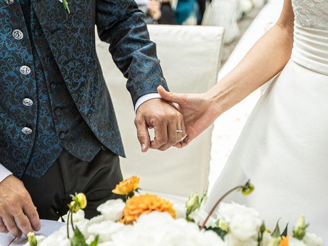 Il matrimonio di Nicola e Silvia a Bergamo, Bergamo 139