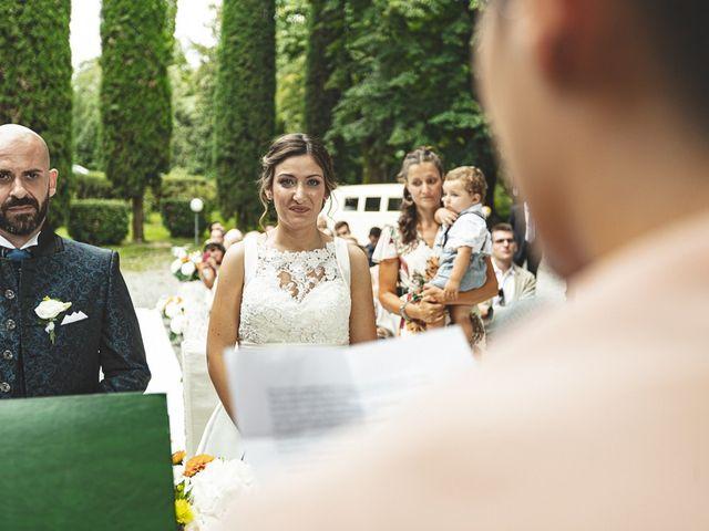 Il matrimonio di Nicola e Silvia a Bergamo, Bergamo 145