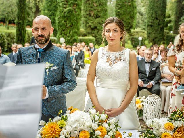 Il matrimonio di Nicola e Silvia a Bergamo, Bergamo 146