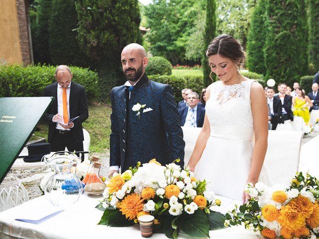 Il matrimonio di Nicola e Silvia a Bergamo, Bergamo 149