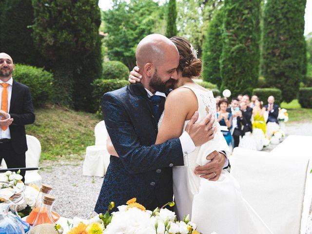 Il matrimonio di Nicola e Silvia a Bergamo, Bergamo 151