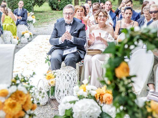Il matrimonio di Nicola e Silvia a Bergamo, Bergamo 156