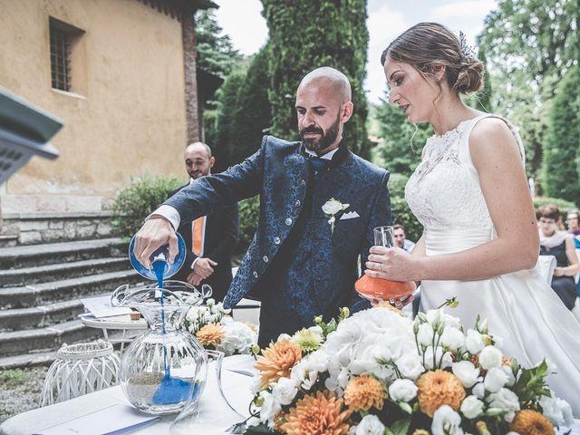 Il matrimonio di Nicola e Silvia a Bergamo, Bergamo 158