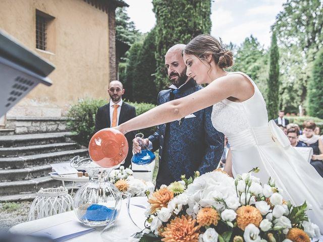Il matrimonio di Nicola e Silvia a Bergamo, Bergamo 159