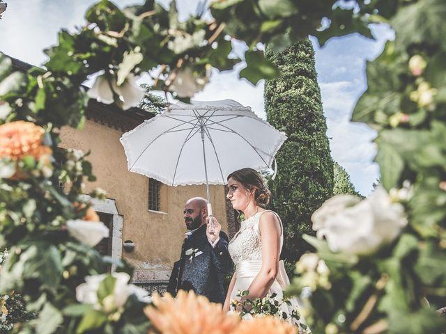 Il matrimonio di Nicola e Silvia a Bergamo, Bergamo 164