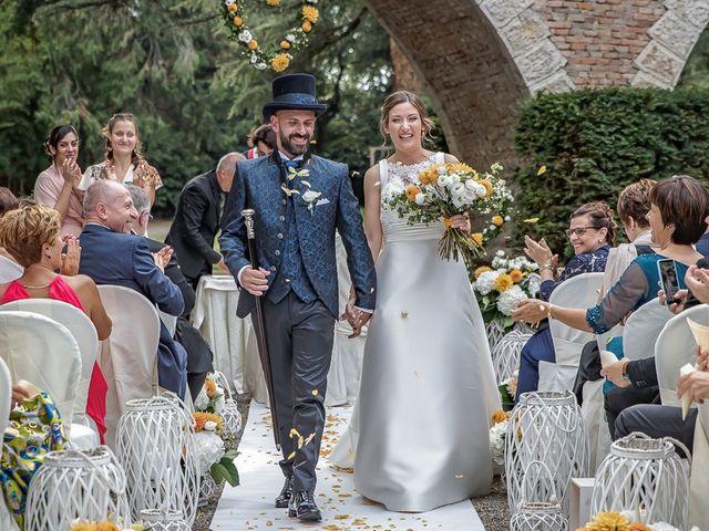 Il matrimonio di Nicola e Silvia a Bergamo, Bergamo 165