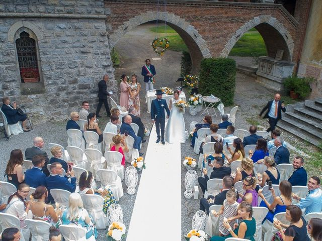Il matrimonio di Nicola e Silvia a Bergamo, Bergamo 166