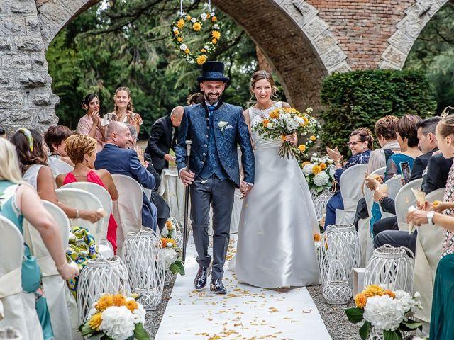 Il matrimonio di Nicola e Silvia a Bergamo, Bergamo 167