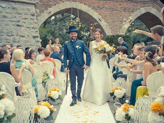 Il matrimonio di Nicola e Silvia a Bergamo, Bergamo 168
