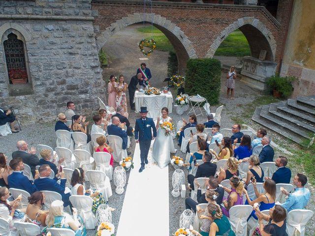 Il matrimonio di Nicola e Silvia a Bergamo, Bergamo 169