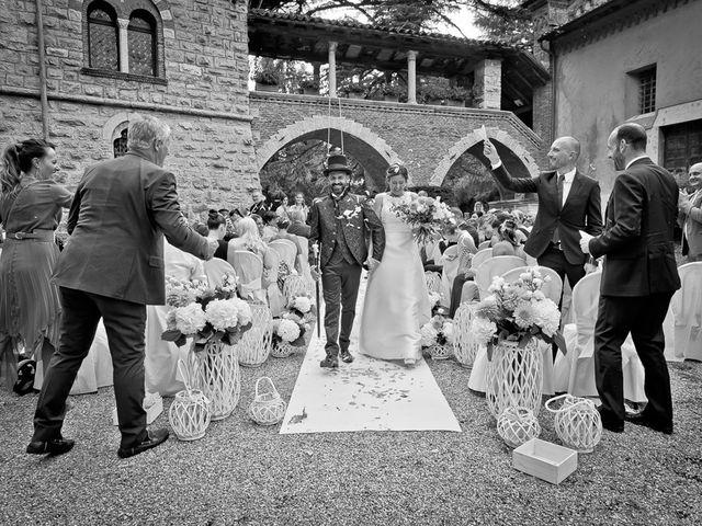Il matrimonio di Nicola e Silvia a Bergamo, Bergamo 170