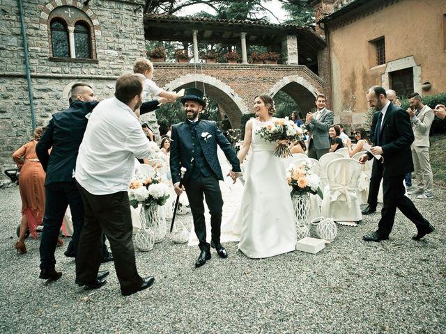 Il matrimonio di Nicola e Silvia a Bergamo, Bergamo 171