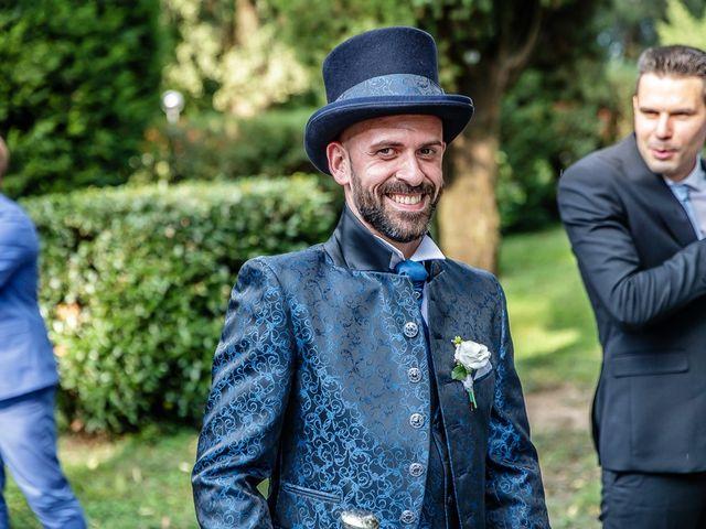 Il matrimonio di Nicola e Silvia a Bergamo, Bergamo 174