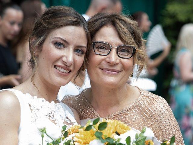 Il matrimonio di Nicola e Silvia a Bergamo, Bergamo 178