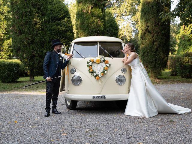 Il matrimonio di Nicola e Silvia a Bergamo, Bergamo 182