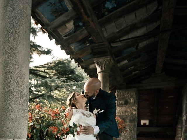 Il matrimonio di Nicola e Silvia a Bergamo, Bergamo 196