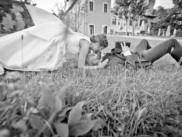 Il matrimonio di Nicola e Silvia a Bergamo, Bergamo 200