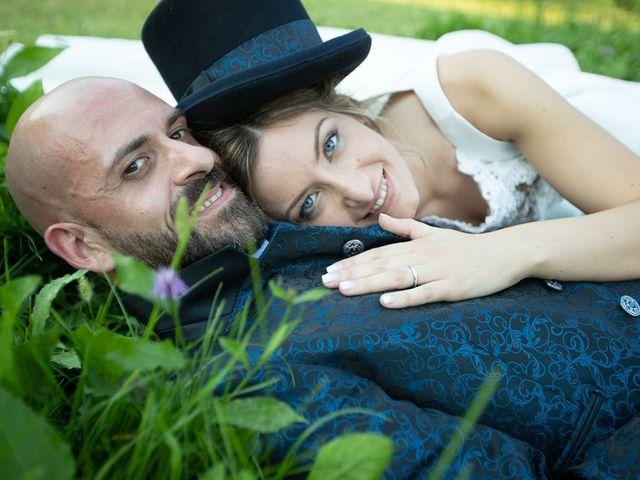 Il matrimonio di Nicola e Silvia a Bergamo, Bergamo 201
