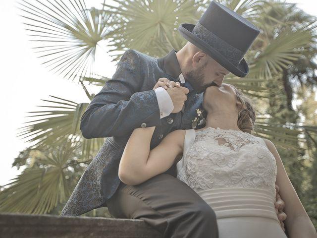 Il matrimonio di Nicola e Silvia a Bergamo, Bergamo 205