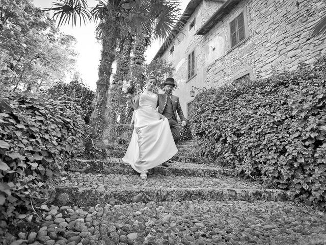 Il matrimonio di Nicola e Silvia a Bergamo, Bergamo 209