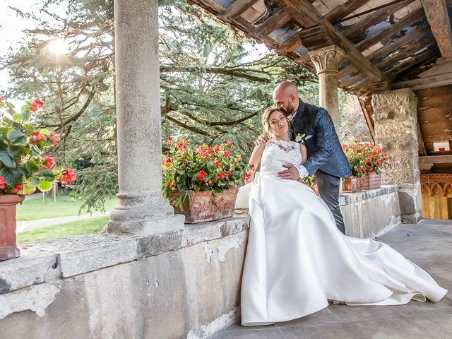 Il matrimonio di Nicola e Silvia a Bergamo, Bergamo 212