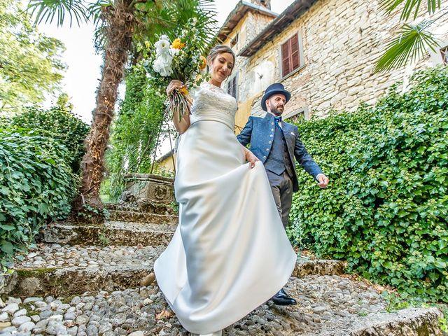 Il matrimonio di Nicola e Silvia a Bergamo, Bergamo 213