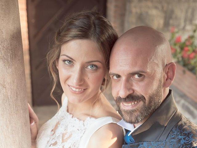 Il matrimonio di Nicola e Silvia a Bergamo, Bergamo 218