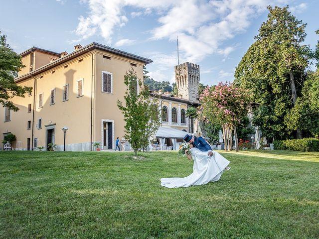 Il matrimonio di Nicola e Silvia a Bergamo, Bergamo 228
