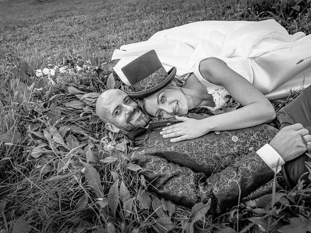 Il matrimonio di Nicola e Silvia a Bergamo, Bergamo 231