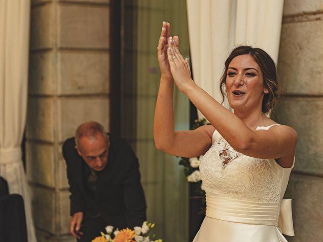 Il matrimonio di Nicola e Silvia a Bergamo, Bergamo 232