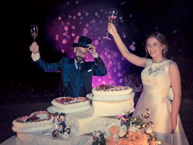 Il matrimonio di Nicola e Silvia a Bergamo, Bergamo 243