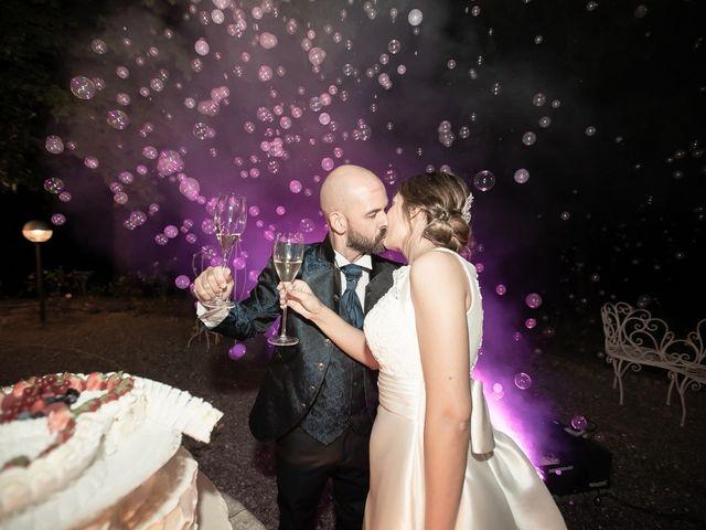Il matrimonio di Nicola e Silvia a Bergamo, Bergamo 244
