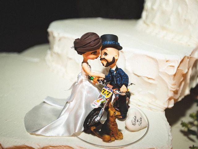Il matrimonio di Nicola e Silvia a Bergamo, Bergamo 239