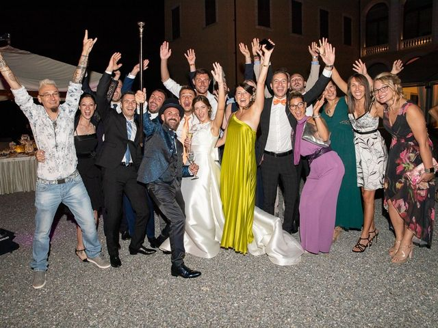 Il matrimonio di Nicola e Silvia a Bergamo, Bergamo 247