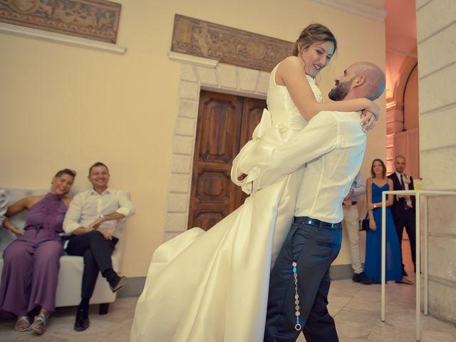 Il matrimonio di Nicola e Silvia a Bergamo, Bergamo 254