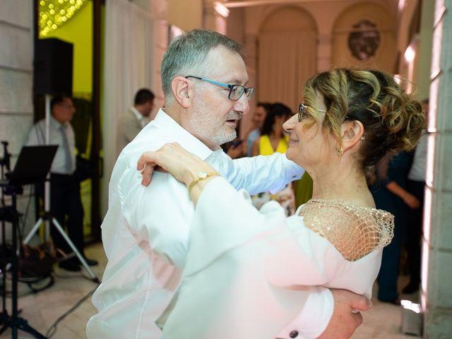 Il matrimonio di Nicola e Silvia a Bergamo, Bergamo 256