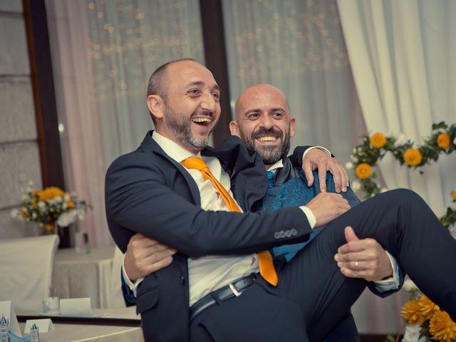 Il matrimonio di Nicola e Silvia a Bergamo, Bergamo 260
