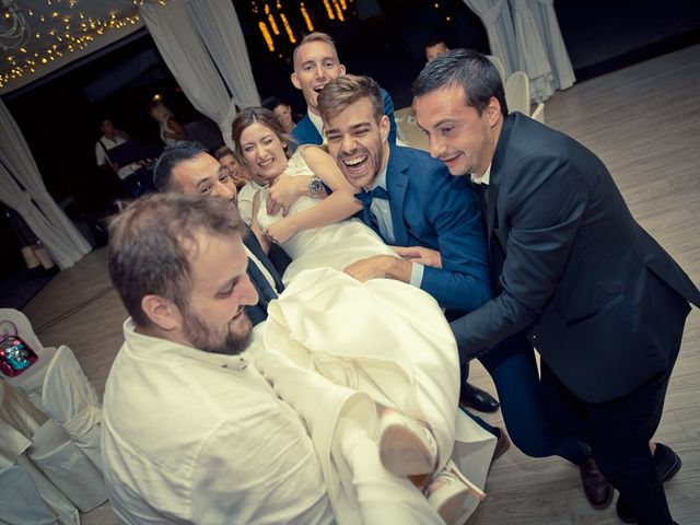 Il matrimonio di Nicola e Silvia a Bergamo, Bergamo 261
