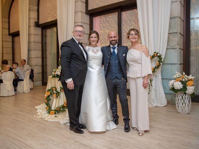 Il matrimonio di Nicola e Silvia a Bergamo, Bergamo 269