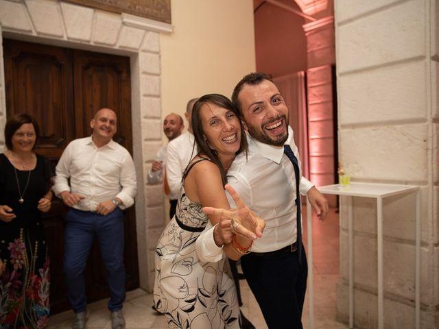 Il matrimonio di Nicola e Silvia a Bergamo, Bergamo 276