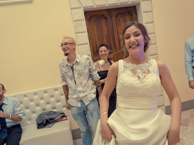 Il matrimonio di Nicola e Silvia a Bergamo, Bergamo 283