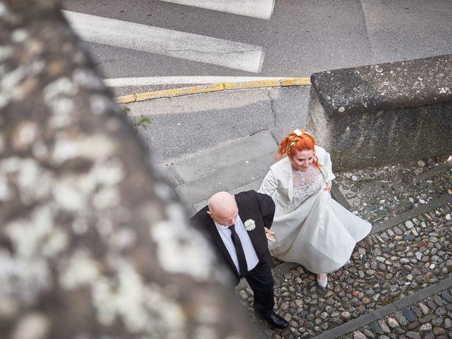 Il matrimonio di Pietro e Laura a Monticelli Brusati, Brescia 15