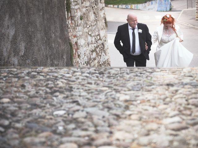 Il matrimonio di Pietro e Laura a Monticelli Brusati, Brescia 16