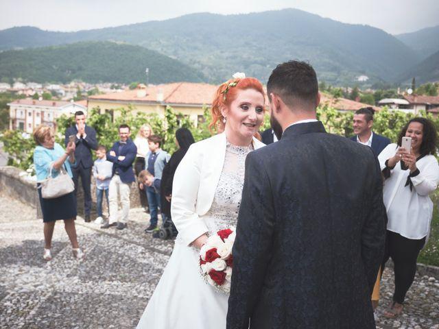Il matrimonio di Pietro e Laura a Monticelli Brusati, Brescia 17