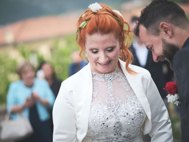 Il matrimonio di Pietro e Laura a Monticelli Brusati, Brescia 18